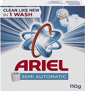 Ariel Laundry Powder Detergent Original Scent 110 g, Pack of 1