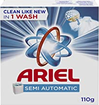 Ariel Laundry Powder Detergent Original Scent 110 g, Pack of 1