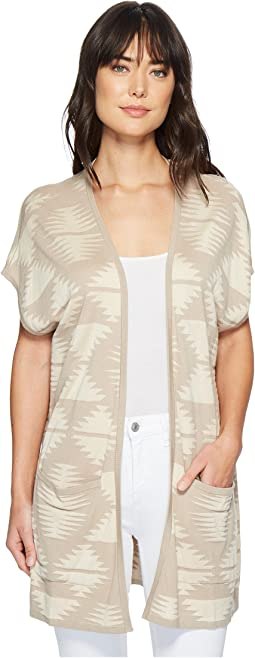 Pendleton Tonal Diamond Cardigan
