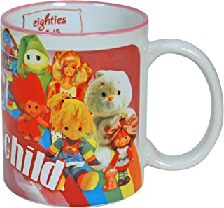 Pop Art Products Eighties Child Gift Boxed Mug 80s Trollz Cabbage Patch Dolls