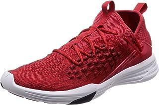 zapatos, calzado, air, vestir, casual, deporte, gimnasia, lona, comodos, piel, cuero, sintetico, todo de rojo