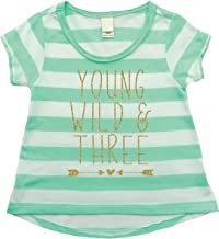 Bump and Beyond Designs Third Birthday Shirt Girl, Third Birthday Outfit