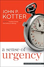 A Sense of Urgency (English Edition)