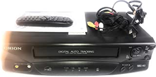 Orion VR213 Video Cassette Recorder Player VCR w/ Digital Auto Tracking