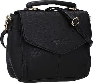 Gusti Umhängetasche Leder - Willow Ledertasche Handtasche Schultertasche Partytasche Abendtasche Leder