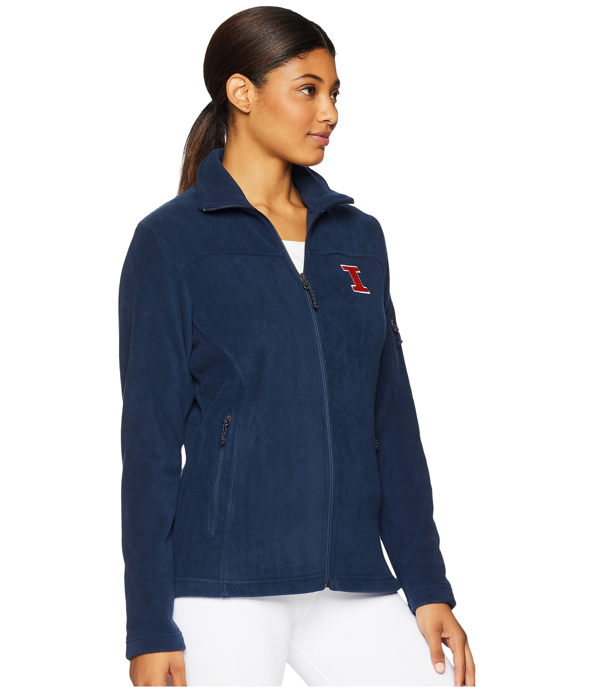 Navy Zip Ill Give Full And Fleece collegiate Go™ Columbia nxPHS8IqwI