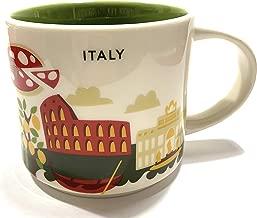 Best starbucks mug italy Reviews