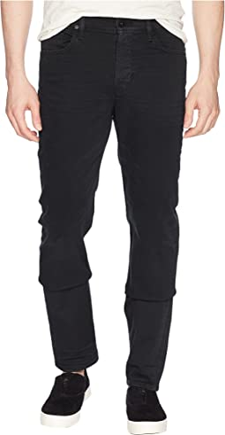 Hudson Sartor Relaxed Skinny in Charred