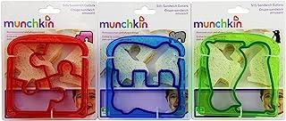 Munchkin Silly Sandwich Cutter Set 3 count