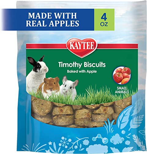 discount Kaytee online sale Timothy Biscuits Baked Treat, Apple, high quality 4 oz online sale