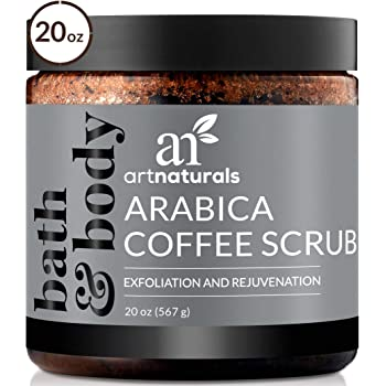 Arabica Coffee Body Scrub (20 Oz / 567g)