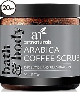 Arabica Coffee Body Scrub (20 Oz / 567g)