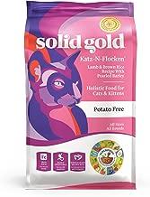 Solid Gold Dry Cat Food; Katz-N-Flocken Real Lamb & Brown Rice