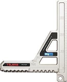 タジマ(Tajima) 丸鋸ガイド モバイル 90 マグネシウム 長さ200mm MRG-M90M