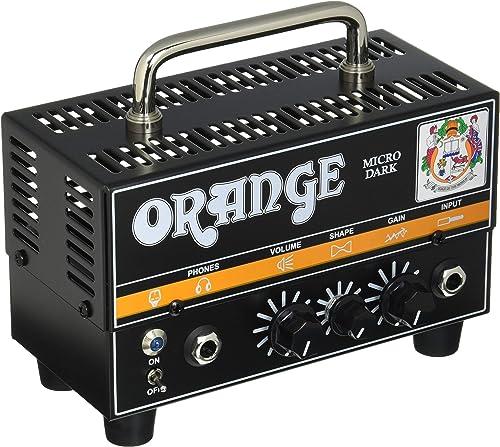 new arrival Orange Amps, 1 Electric Guitar outlet sale Power Amplifier, sale Black (Micro Dark) (Renewed) online