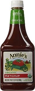 Annies Homegrown Organic Ketchup, 24 oz (Pack of 6)