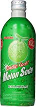 Sangaria Melon Soda, 16.2 Ounce (Pack of 24)