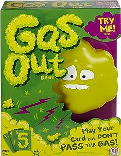 Mattel Games DHW40 728295469998 Mattel Gas Out Game