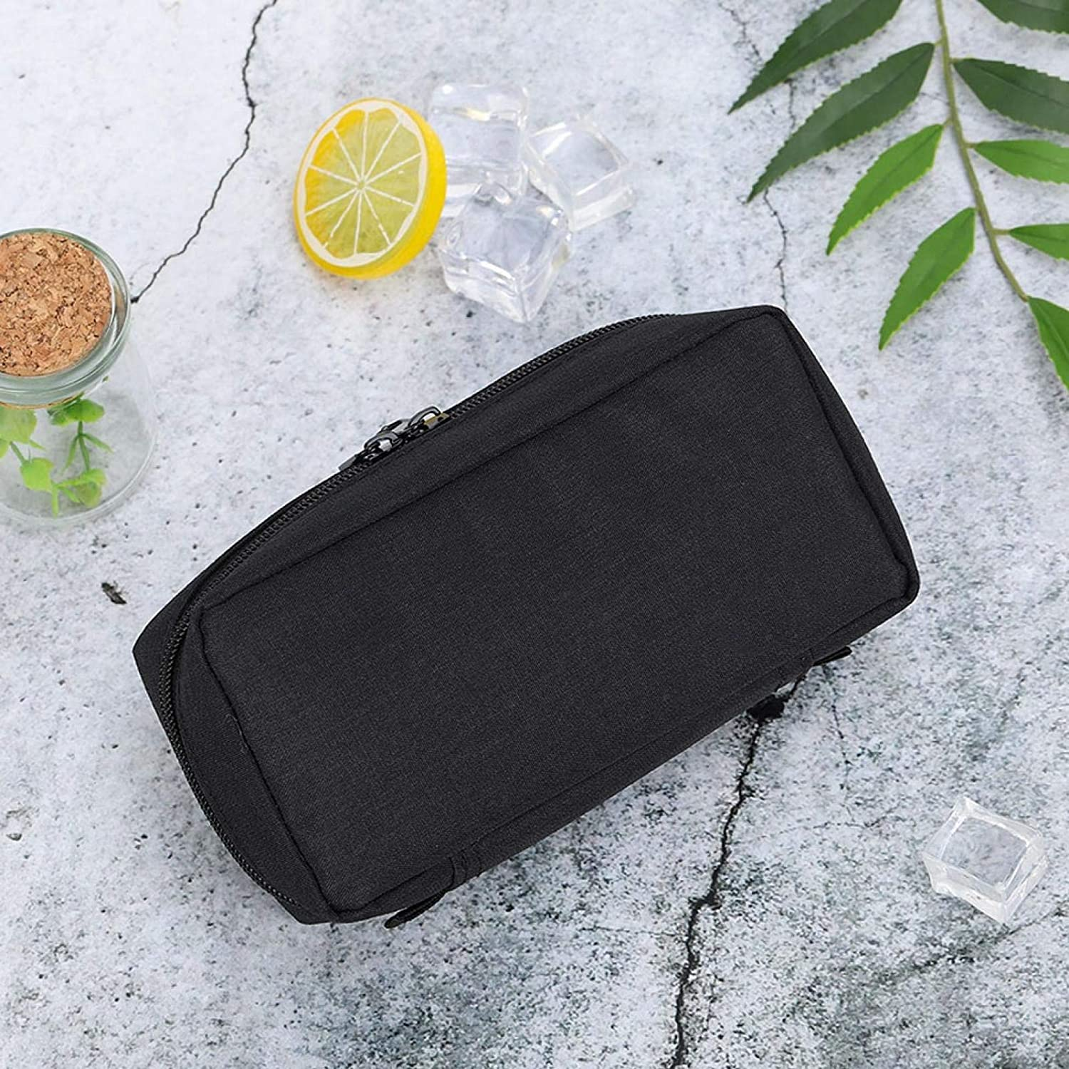 Insulin Bag No Need To Use Medical Electricity 12 Super intense SALE Max 56% OFF black for