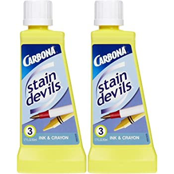 Carbona Stain Devils №3 Ink & Crayon, 1.7 oz (Pack of 2)