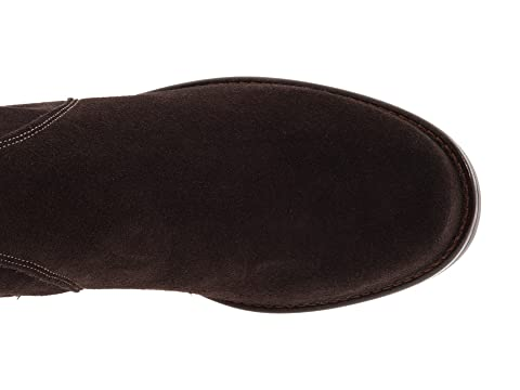 La Suede LeatherBlack Black Canadienne SuedeEspresso Passion HfzTpAH