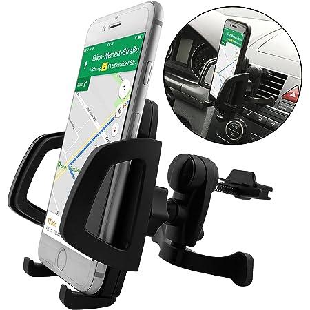 Premium Kfz Pkw Auto Halterung Für Smartphone Handy Am Elektronik