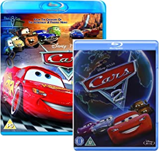 Cars I and Cars II - Two Movie Bundling Blu-ray