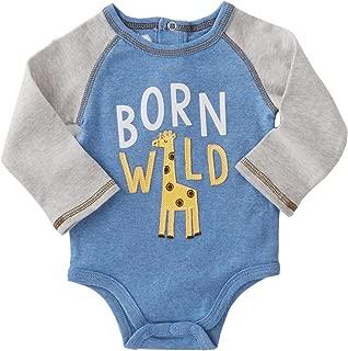 Mud Pie Mens Born Wild Crawler (Infant)