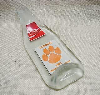 clemson tigers national championship wine bottle