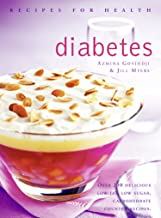 Diabetes (Text Only) (Recipes for Health): Low Fat, Low Sugar, Carbohydrate-counted Recipes for the Management of Diabetes (English Edition)