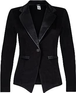 red velvet tuxedo jacket