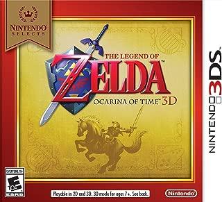 Nintendo Selects: The Legend of Zelda: Ocarina of Time - 3DS [Digital Code]