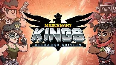 Mercenary Kings: Reloaded Edition - Nintendo Switch [Digital Code]