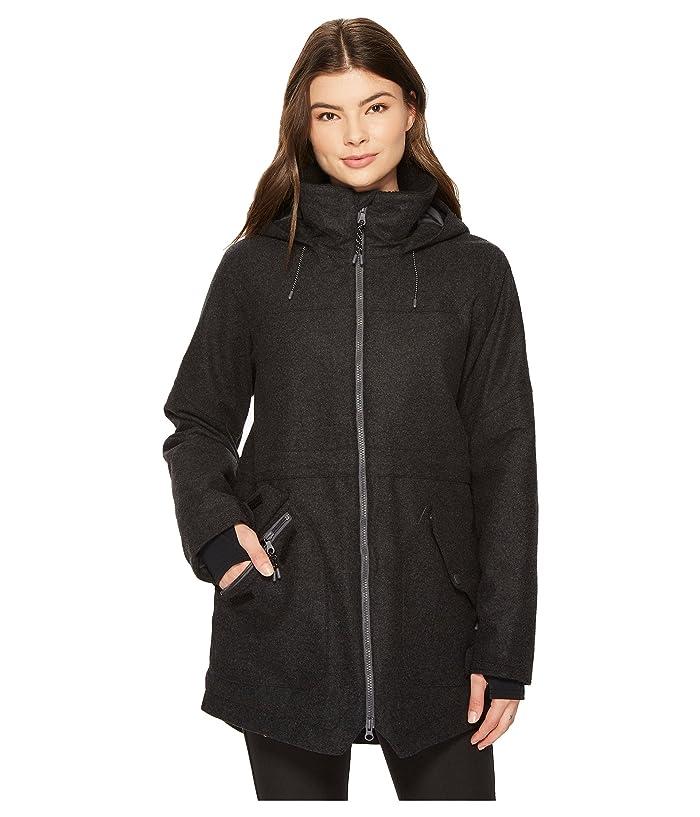Burton Prowess Jacket (Faded Wool) Women