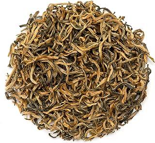 Teavivre® Yun Nan Dian Hong Golden Tip Black Tea Loose Leaf Chinese Tea - 3.5oz / 100g
