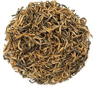 Teavivre Yun Nan Dian Hong Golden Tip Black Tea Loose Leaf Chinese Tea - 3.5oz / 100g