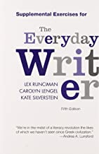 Supplemental Exercises for the Everyday Writer