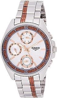 Casio Womens Quartz Watch, Analog Display and None Strap LTP-2086RG-7AVDF (A857)