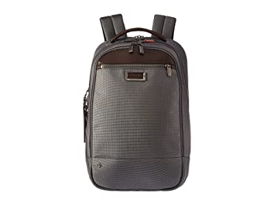 Briggs & Riley @work Medium Backpack (Grey) Backpack Bags