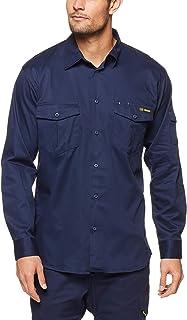 Tradie Men's LS Drill Shirt