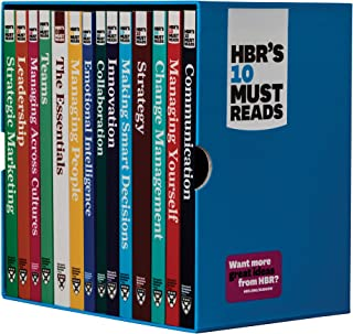 HBR's 10 Must Reads Ultimate Boxed Set (14 Books)