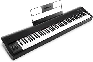 M-Audio Hammer 88 | Premium 88-Key Hammer-Action USB/MIDI Keyboard Controller Including A Studio Grade Software Suite