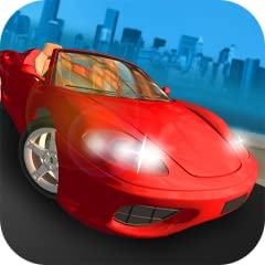 Fast, wind in your hair action Stunning 3d convertible car Unlimited game play Realistic driving experience