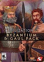 Civilization VI - Byzantium & Gaul Pack - PC [Online Game Code]