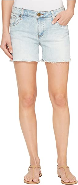 KUT from the Kloth - Gidget Fray Shorts in Prospect
