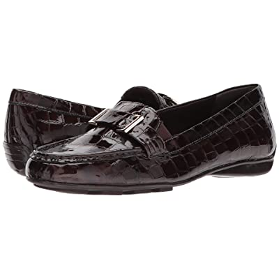 Walking Cradles March (Brown Lagart Patent Croco) Women