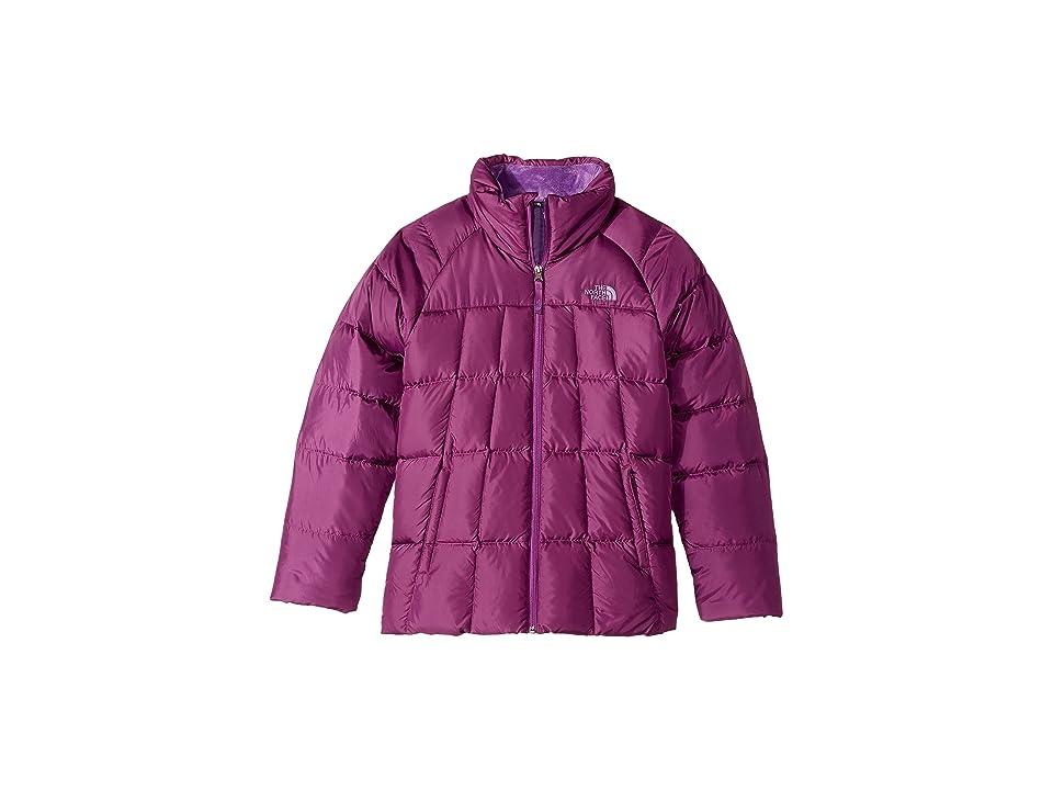 The North Face Kids Aconcagua Down Jacket (Little Kids/Big Kids) (Wood Violet (Prior Season)) Girl