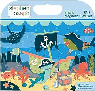 ستيفن جوزيف مجموعة اللعب المغناطيسية القرش