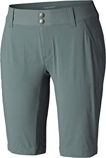 Columbia Women's Saturday Trail Long Short, Water & Stain Resistant