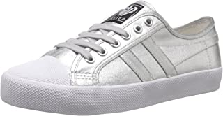 Gola Women's Coaster Metallic Fashion Sneaker
